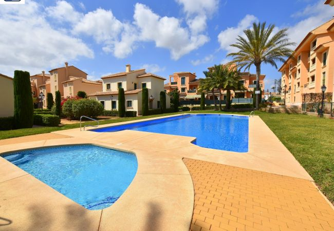 Appartement à Javea / Xàbia - Apartamento Jardines del Mar Javea - 5047