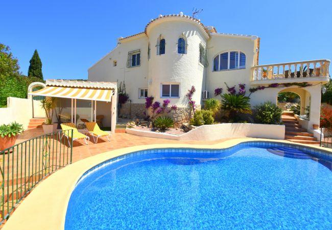 Chalet à Javea / Xàbia - Casa Mirador Javea - 5004