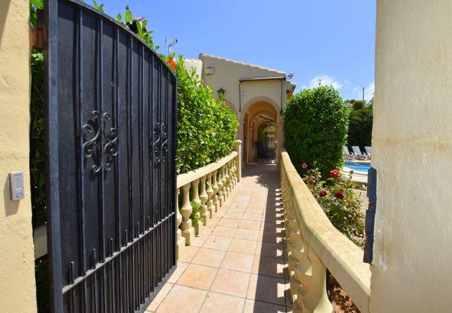 Chalet à Javea - Casa Viacien Javea - 5099