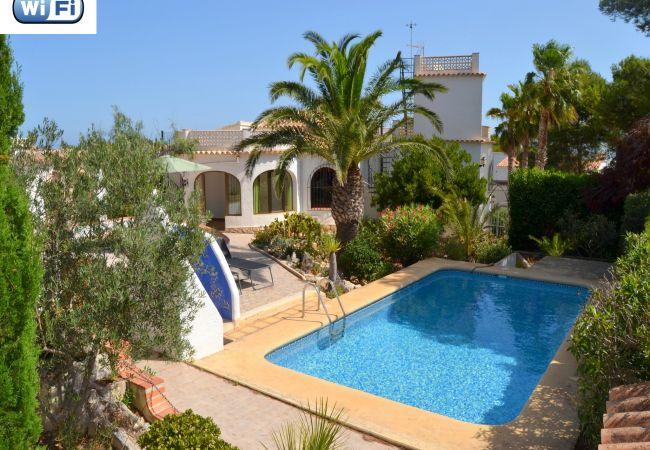 Chalet à Javea / Xàbia - Casa Melisa Javea - 5085