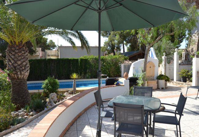 Chalet à Javea - Casa Melisa Javea - 5085