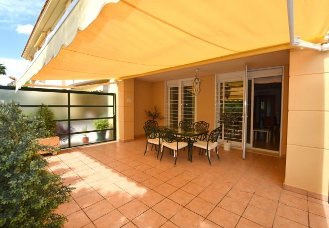 Appartement à Javea - Apartamento Golden Beach Javea - 5017