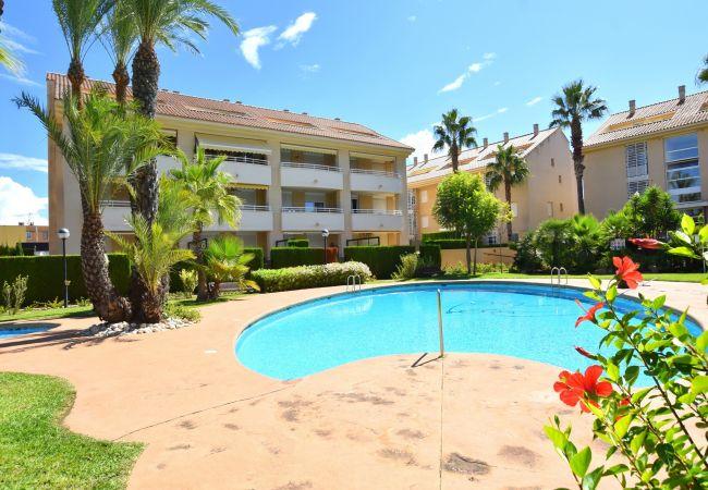 Appartement à Javea - Apartamento Golden Beach Javea - 5017