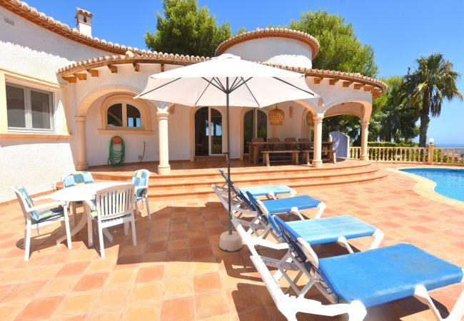 Chalet à Javea - Casa Cap Negre Javea - 5028