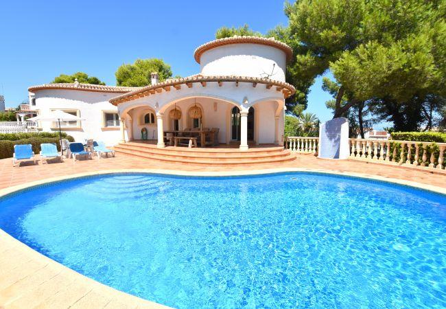 Chalet à Javea / Xàbia - Casa Cap Negre Javea - 5028