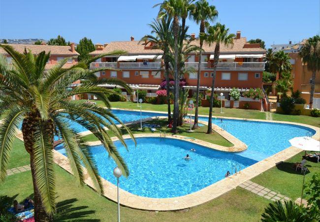Appartement à Javea - Apartamento Arenal Park Javea - 5086