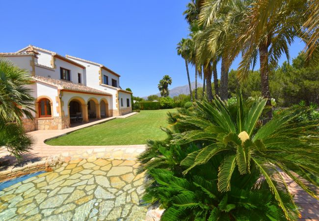 Chalet à Javea - Casa Pollyanna Javea - 5051