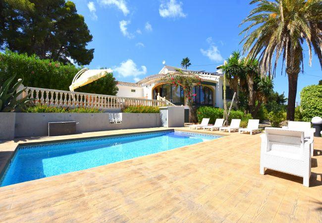 Chalet à Javea / Xàbia - Casa La Jolla Javea - 5041