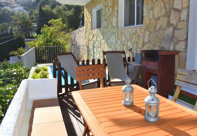 Chalet à Javea - Casa Gaviota Javea - 5080