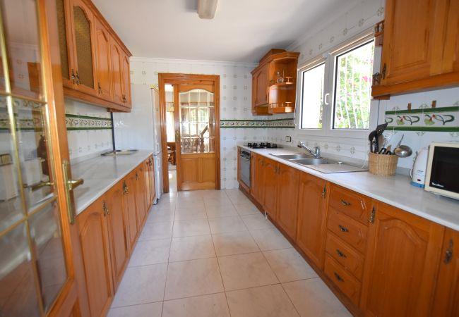 Chalet à Javea - Casa la Barraca Javea - 5055