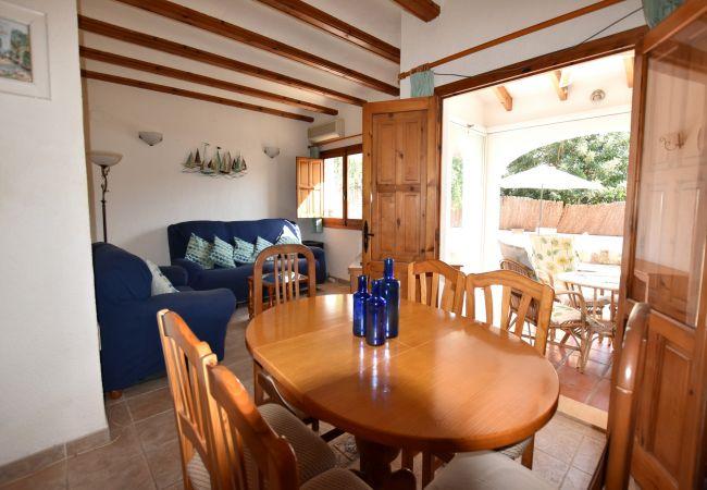 Chalet à Javea - Casa Voramar Javea - 5033
