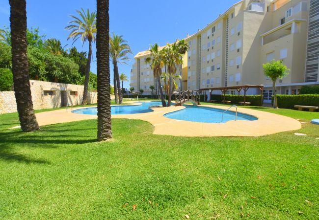 Appartement à Javea - Apartamento Golden Gate Javea - 5005